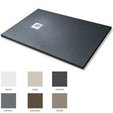 Piatto doccia quadrato rettangolare marmoresina 3 cm 5 colori anche su misura 34