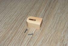 BEECH Wooden Body für DENON DL103 DL103R Cartridge Tonabnehmer z.B. f GARRARD