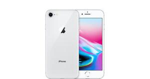 "Apple iPhone 8 4.7"" Display 64GB GSM (Unlocked) Smartphone SR"