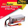 ZOP Power 14.8V 2000mAh 95C 4S Lipo Battery XT60 Plug For RC Racing Drone RC Car