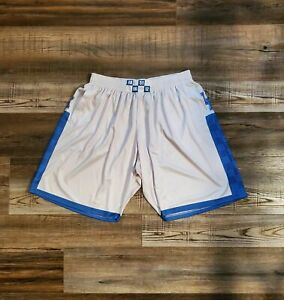Kentucky Wildcats Elite Basketball New UK Team Athletic Shorts Gray Team Shorts