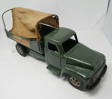 Vintage 1940s BUDDY L Army Transport Truck