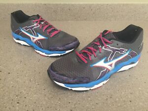 mens mizuno running shoes size 9.5 eu west english size