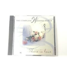 The Complete Wedding Album There Is Love Various Artists Music CD 089408049026