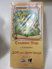 Sunsout Treasure Map Puzzle By Tom Pansini 200 Pc