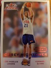 2000-01 Fleer Focus 202 Corey Hightower Rookie 0157/3999 NrMint-Mint