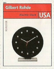 US 4546l American Industrial Design Electric Clock forever single MNH 2011