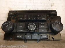 08 09 Ford Focus  Radio Control Sirius MP3 Face Plate & Knobs 18A802 Sirius B