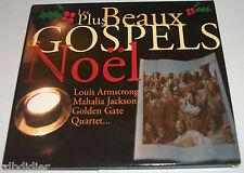LES PLUS BEAUX GOSPELS DE NOEL  LOUIS ARMSTRONG  GOLDEN GATE QUARTET .. CD