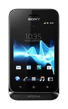 Sony Xperia Tipo ST21i - 2.9GB - Classic Black (Unlocked)