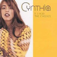 Cynthia : If I Had the Chance CD