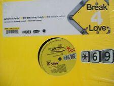 "The Collaboration-Break 4 Love-12"" Single-45 RPM-Vinyl Record-VG+"