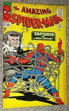 SPIDER-MAN #25 1ST MARY JANE  DITKO CLASSIC BRIGHT VF- 7.5