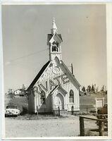 Colorado History - Vintage Photo - 8x10 - South Park Community Church, Fairplay