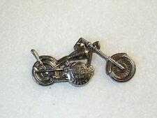 Hard Rock Cafe Pin WARSAW Motorcyckle Junak