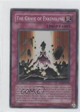 2006 Yu-Gi-Oh! Chazz Princeton DP2-EN030 The Grave of Enkindling YuGiOh Card 0y9