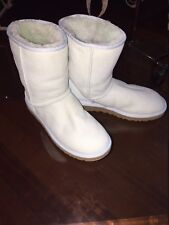 UGGS CLASSIC FROSTY MINT GREEN RARE COMFY BOOTS!!! ARCHIVE COLOUR!!!VERY CATCHY!