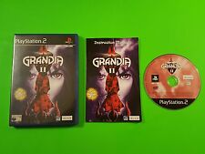 Grandia 2 - Playstation 2 PS2