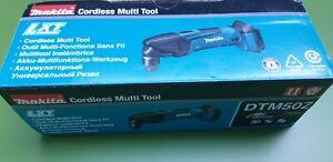 Makita DTM50Z 18V Cordless Multi Tool LXT Version