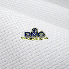 Cross Stitch Aida Fabric/cloth - 11ct count white, 50cm X 50cm - FREE SHIPPING