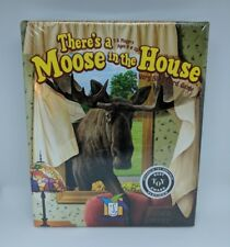 There's a Moose in the House Silly Card Game, Unused/Sealed, Made in Usa