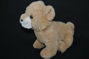 Build A Bear The Lion King Cub Simba Stuffed Plush Animal Young