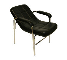 Brand New Black Shampoo Chair Comfort Curve Hair Barber Beauty Salon Equipment