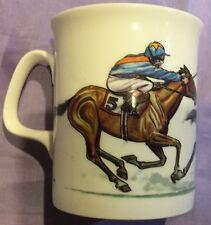 Racing Mug by Bryn Parry Studios
