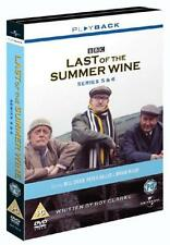 Last of the Summer Wine: The Complete Series 5 and 6 (Box Set) [DVD]