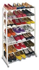 Narrow Space Shoe Rack Storage Tidy Organiser Porch Utility Room Lobby Hallway*