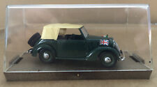 Brumm Fiat Green Cabriolet 508C 1100 HP32 1937 - 1939 1:43 Scale