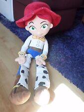 Figura grande figura di Peluche Giocattolo morbido Disney Toy Story Jessie