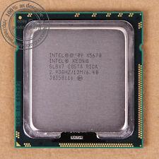 Intel Xeon X5670 - 2.93 GHz (BX80614X5670) LGA 1366 SLBV7 CPU Processor 6.4 GT/s