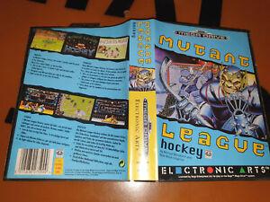## SEGA Mega Drive - Mutant League Hockey - TOP / MD Spiel ##