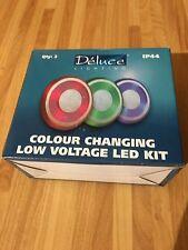 Cambia Colore Kit di illuminazione a LED verande o fai da te in policarbonato & Inox