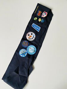 Eastleigh Girl Guides Brownies Sash And Badges