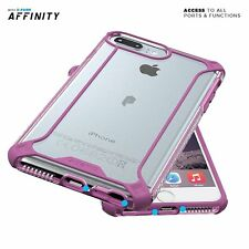 For Apple iPhone 7 Plus Pink POETIC Shockproof Premium Thin Protective Case