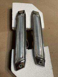 77-79 cadillac coupe deville opera lights