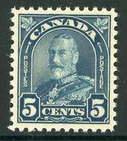 Canada 1930 Admiral 5¢ Dull Blue Scott #170  MNH  H694