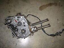 1993 Honda XR80R bottom end crankcase transmission stator crankshaft original