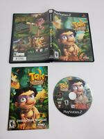 Tak and the Power of Juju PlayStation 2 Black Label PS2 Tested COMPLETE Free S&H
