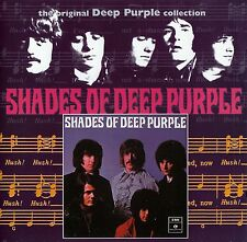 DEEP PURPLE : SHADES OF DEEP PURPLE / CD (REMASTER) - TOP-ZUSTAND