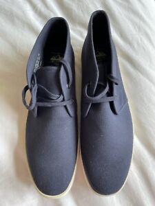 Next Men's Canvas Boots Size 10