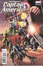 Captain America Sam Wilson #14 Mike Deodato Jr. Variant Cover Comic Not on EBAY!