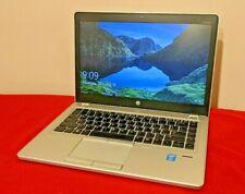 HP Elitebook 9480m Core i7-4600U ~3.3GHz  8GB RAM 16GB SSD 500GB HDD Win 10 Pro