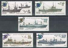 CCCP / USSR gestempeld serie - Schepen (021)