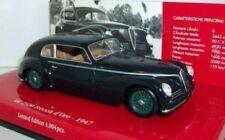 Altri modellini statici di veicoli blu pressofuso per Alfa Romeo
