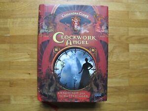 Clockwork Angel von Cassandra Clare, gebundene Ausgabe 2011, siehe Beschreibung!