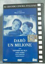 DVD - DARO UN MILIONE