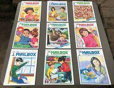 Lot of 8 Mailbox Magazine for Teachers Preschool - Kindergarten Home School